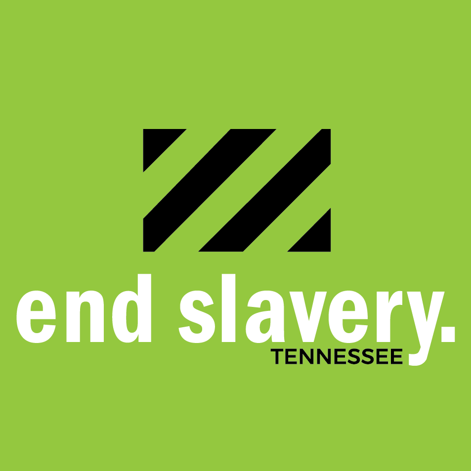 End Slavery Tennessee logo